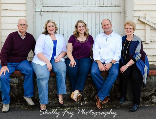 A Beautiful Story – The Richardson Family {Family Photographer, Battle Ground WA & Vancouver WA}