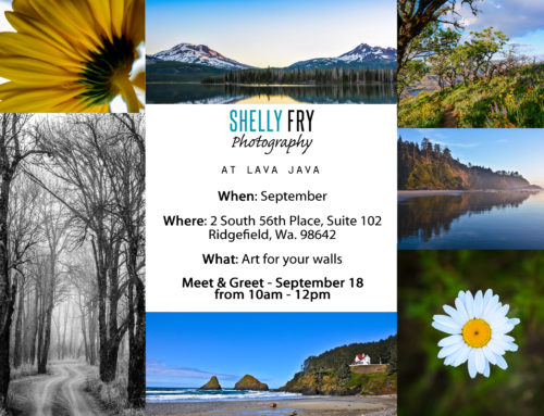 SFP at Lava Java for September {Landscape photographer Battle Ground WA & Vancouver WA}