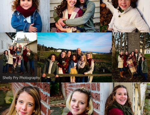 Akrawi Family {Family Photographer Portland OR & Vancouver WA}