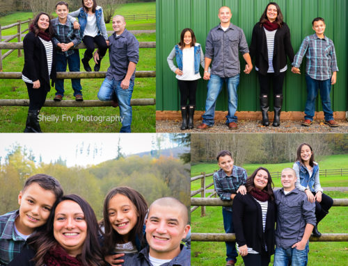 Sieng Family {Family Photographer – Portland OR & Vancouver WA}