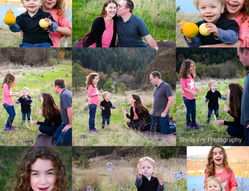 Ravins Family – Hood River, OR {Family Photographer Portland OR & Vancouver WA}